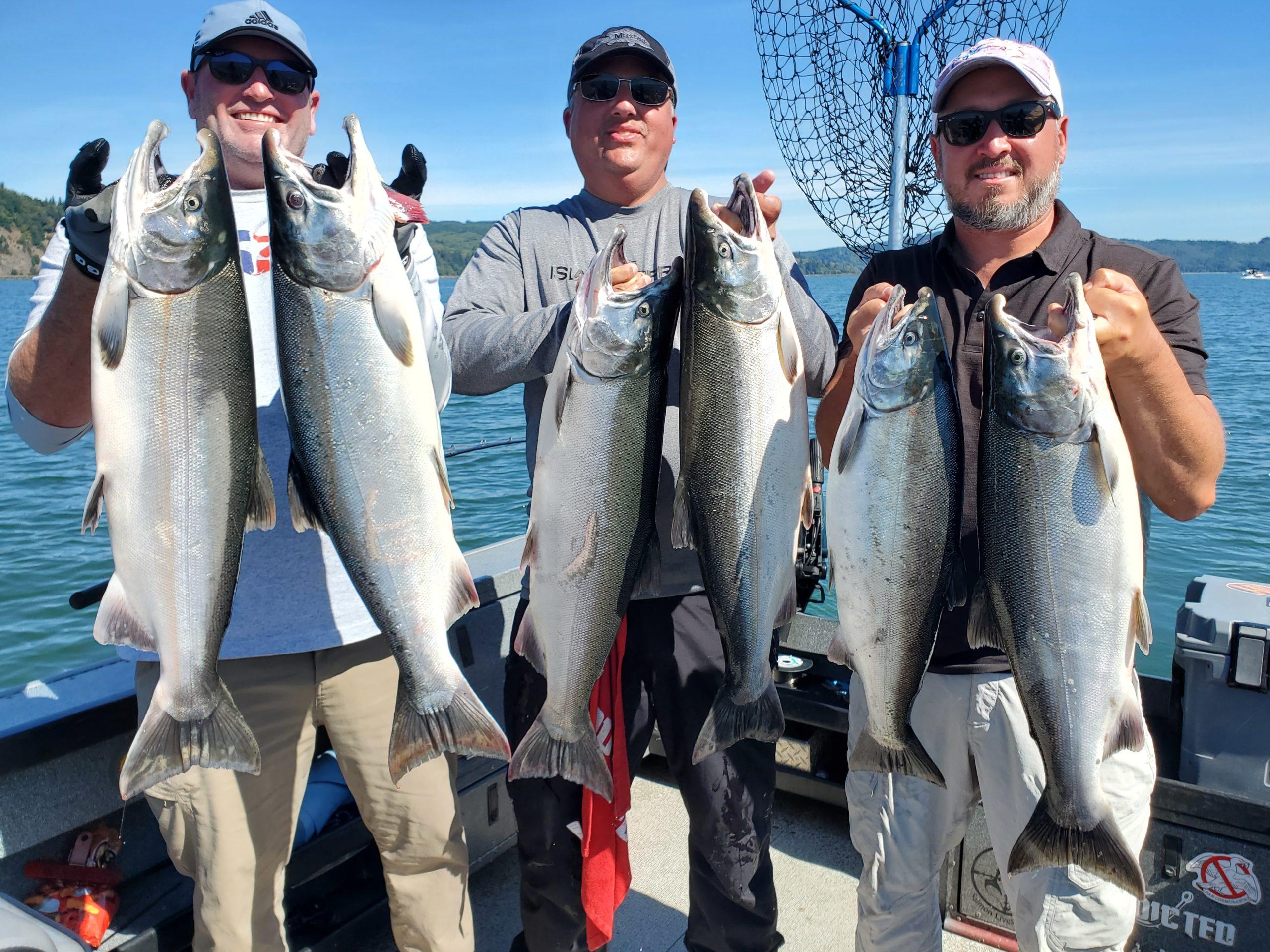 Gone Catchin - Cameron Black Fishing Guide 13