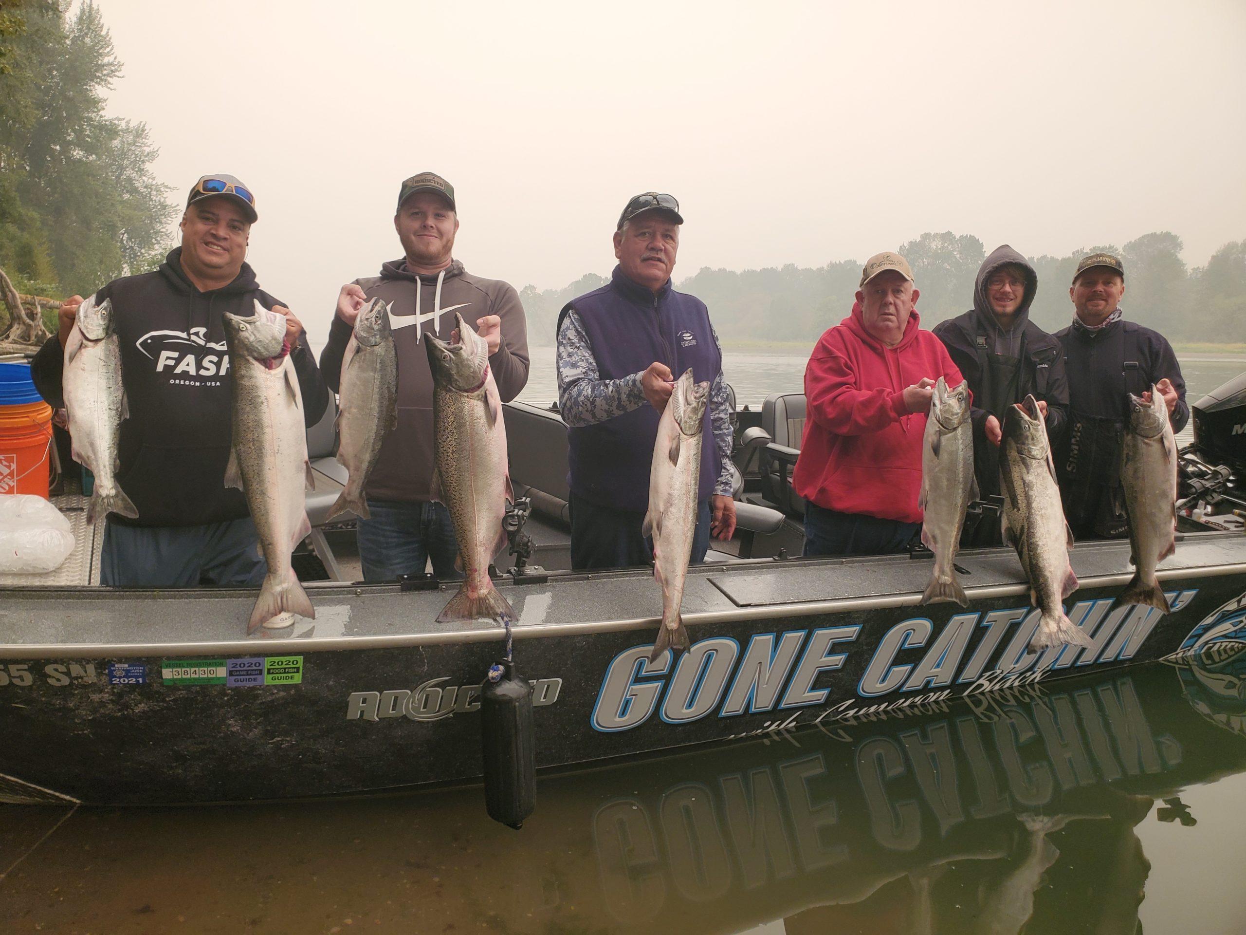 Gone Catchin - Cameron Black Fishing Guide 14